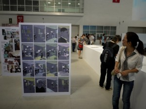 The Dutch comics exhibition at BIBF 2011